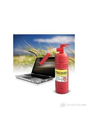 Dust Extinguisher - Yangın Tüpü Vakumlu Temizleyici