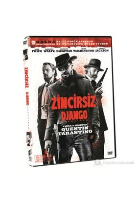 Django Unchained (Zincirsiz) (DVD)