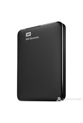 """WD Elements 2TB USB 3.0 2.5"""" Taşınabilir Disk (WDBU6Y0020BBK-WESN)"""