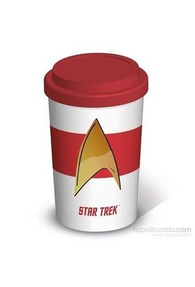Star Trek Insignia Travel Kupa Bardak