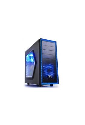 Deep Cool Tesseract SW 1xUSB 2.0, 1xUSB 3.0, 1xMic Siyah ATX Kasa