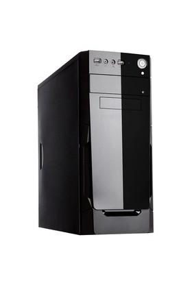 Boost VK-1623 400W Shiny Piano Siyah ATX Kasa (JBST-VK1623)