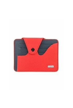 Cengiz Pakel Kartlık Kırmızı Lacivert 2434
