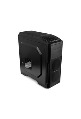 Antec GX500 2xUSB3.0 ATX Siyah Kasa