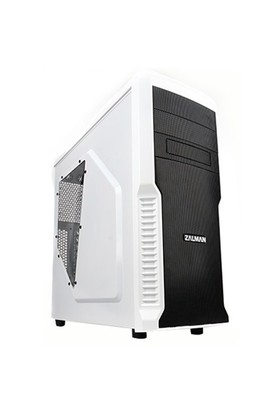 Zalman Z3-PLUS(WH) USB3.0 Beyaz Midi Tower Kasa