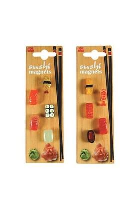 Dci Sushı Magnets - Suşi Buzdolabı Mıknatısları