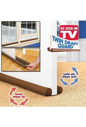 Twin Draft Guard Kapı Tozluğu, Rüzgar ve Ses Engelleyici