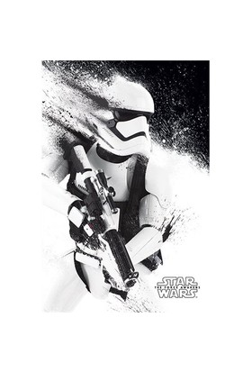 Pyramid International Maxi Poster - Star Wars Episode Vıı Stormtrooper Paint