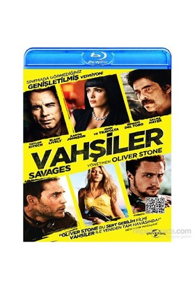 Savages - Vahşiler (Blu-Ray Disc)