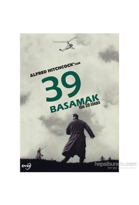 The 39 Steps - 39. Basamak (Dvd)
