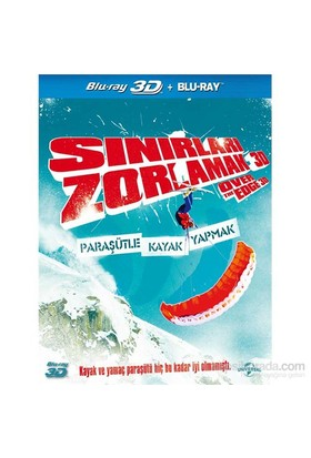 Over The Edge - Sınırları Zorlamak (3D Blu-Ray Disc)