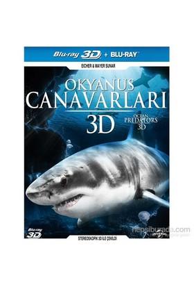 Ocean Predators - Okyanus Canavarları (3D Blu-Ray Disc)