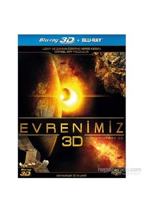 Our Universe (Evrenimiz) (3D Blu-Ray Disc)