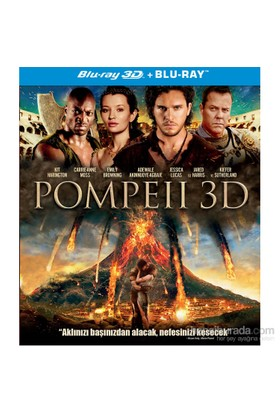 Pompeii (3D Blu-Ray Disc)