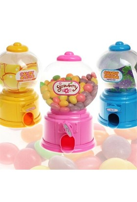 Candy Candy Machine Mini Şeker Makinesi