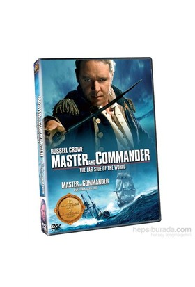 Master And Commander: The Far Side Of The World (Master And Commander: Dünyanın Uzak Ucu) ( DVD )