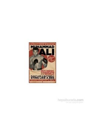 Maxi Poster Muhammad Ali vintage Corbis