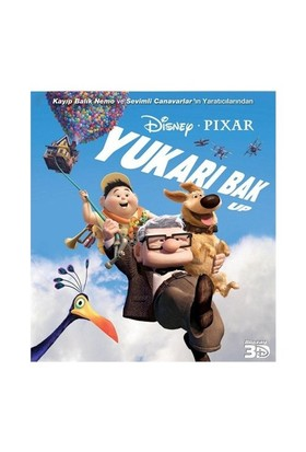 Up (Yukarı Bak) (3D Blu-Ray Disc)