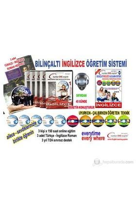Number One English Genel Bilinçaltı Algılama Sistemi (Grup Paketi)