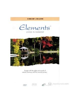 Elements Living In Harmony (1 CD & 1 DVD Özel Set)