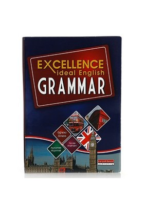 Excellence Ideal English (İngilizce Gramer Kitabı)