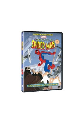 Spectacular Spiderman Sezon 2 (DVD)