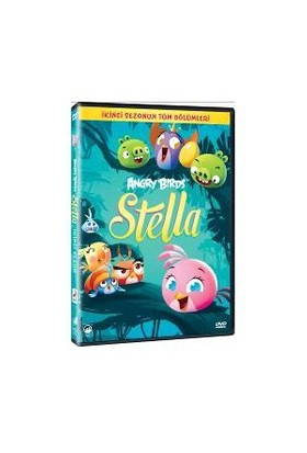 Angry Birds Stella Season 2 (Dvd)