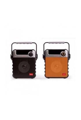 Magic Bluetooth Speaker Fm Radio Usb Tf Sd Card Kerasus P-35