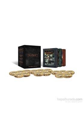 The Hobbit Extended Edition Trilogy (15 Disk Dvd) ( Hobbit Uzatılmış Versiyon Üçlemesi) (DVD)