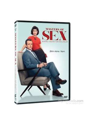 Masters Of Sex Sezon 2 (DVD 4 Disc)