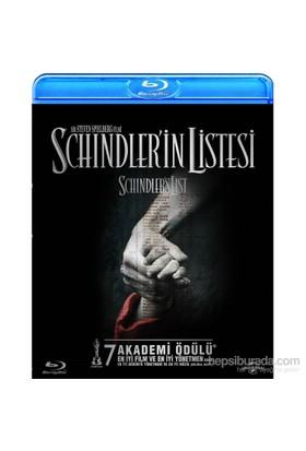 Schindler's List (Schindler's Listesi) Tek Disk (Blu-Ray Disc)