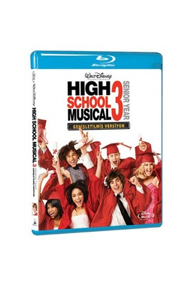 High School Musical 3: Senior Year (High School Musical 3: Mezuniyet Yılı) (Blu-Ray Disc + DVD)
