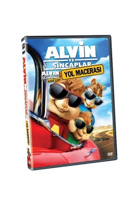 Alvin And The Chipmunks: Road Chip (Alvin Ve Sincaplar: Yol Macerası) (DVD)