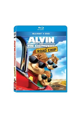 Alvin And The Chipmunks: Road Chip (Alvin Ve Sincaplar: Yol Macerası) (Blu-Ray Disc)