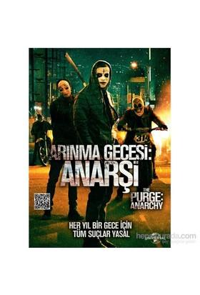 The Purge: Anarchy (Arınma Gecesi: Anarşi) (Blu-Ray)