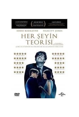 The Theory of Everything (Her Şeyin Teorisi ) (Blu-Ray Disc)