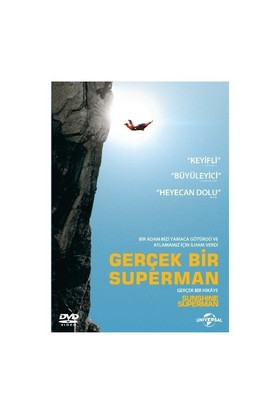 Sunshine Superman (Gerçek Bir Superman) (DVD)
