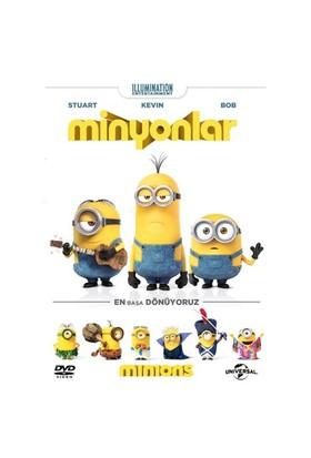 Minions (Minyonlar) (3D + 2D Blu-Ray Disc)