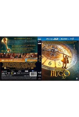 Hugo (3D + Blu-Ray)