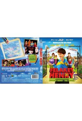 Horrid Henry (Felaket Henry) (3D + Blu-Ray)