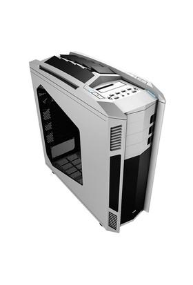 Aerocool XPredator 2xUSB 3.0 4xUSB 2.0 Fan Kont. HDD Dock ATX Beyaz Oyuncu Kasası(AE-XPR2-WH)