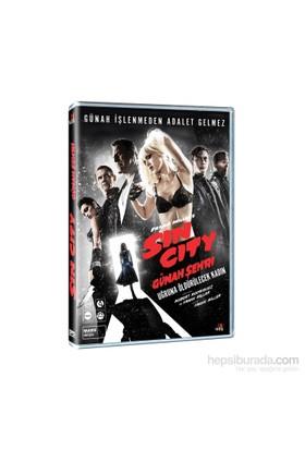 Sin City: A Dame To Kill For – Günah Şehri Uğruna Öldürülecek Kadın (DVD)
