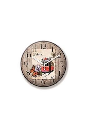 Time Gold Mıknatıslı Buzdolabı Saati-10cm TG146İS5