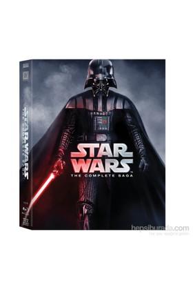 Star Wars The Complete Saga (9 Disc Blu-Ray)