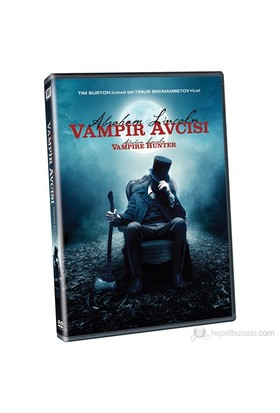 Abraham Lincoln : The Vampire Hunter (Abraham Lincoln : Vampir Avcısı) (DVD)