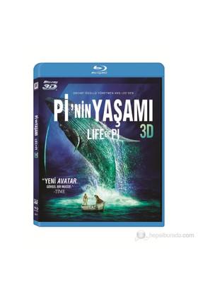 Life Of Pi (Pi'nin Yaşamı) (3D + 2D Blu-Ray Disc)