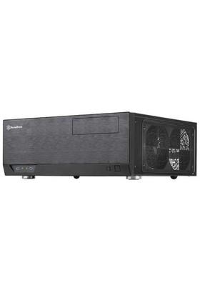 SilverStone Grandia Serisi GD09B HTPC ATX Siyah Kasa (SST-GD09B)