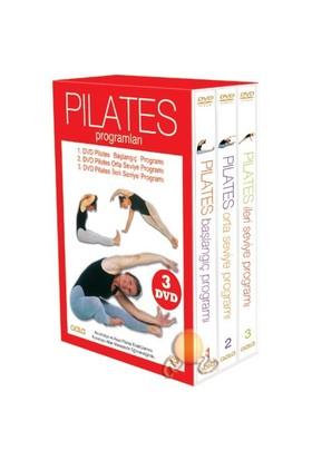 Pilates Programları Özel Set (3 DVD)
