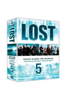 Lost Season 5 (Lost Sezon 5)