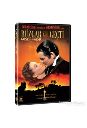 Gone With The Wind (Rüzgar Gibi Geçti) ( DVD )